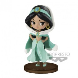 FIGURA BANPRESTO DISNEY JASMINE WINTER 7 CM