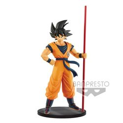 FIGURA DRAGON BALL GOKU 20TH 23 CM