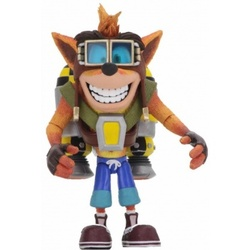 NECA CRASH BANDICOOT FIGURE JETPACK 18 CM
