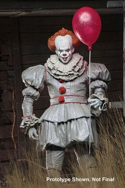 NECA FIGURE IT PENNYWISE 18 CM