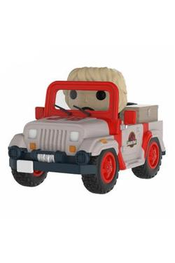 POP FIGURE JURASSIC PARK: PARK VEHICLE
