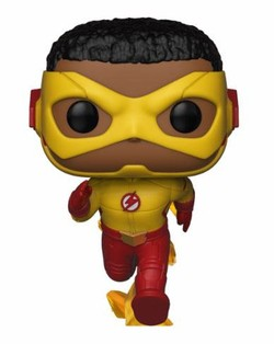 FIGURA POP THE FLASH: KID FLASH