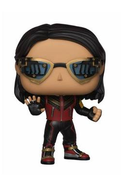 FIGURA POP THE FLASH: VIBE