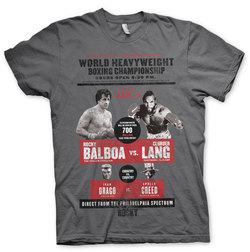 ROCKY T-SHIRT WORLD HEAVYWEIGHT XXL