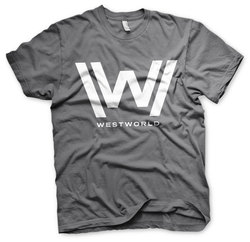 CAMISETA WESTWORLD LOGO XL