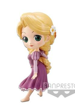 FIGURA BANPRESTO DISNEY RAPUNZEL COLOR 14 CM