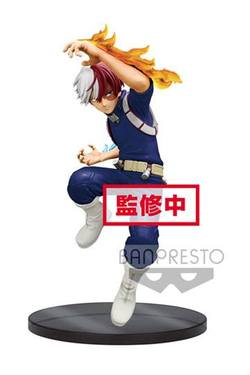 FIGURA BANPRESTO MY HERO ACADEMIA SHOTO 15 CM