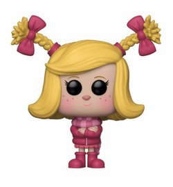FIGURA POP THE GRINCH 2018: CINDY-LOU WHO