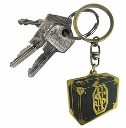 HARRY POTTER KEYCHAIN: FANTASTIC BEAST SUITCASE