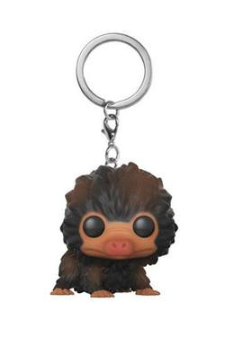 LLAVERO POP FANTASTIC BEAST 2: BABY NIFFLER BROWN