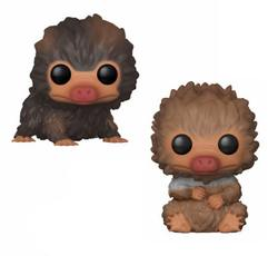 POP FIGURE PACK FANTASTIC BEAST 2: BABY NIFFLERS