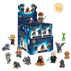 DISPLAY FIGURAS MYSTERY FANTASTIC BEAST 2 (12)