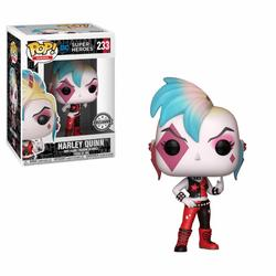FIGURA POP DC: HARLEY PUNK