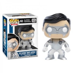 FIGURA POP DC: WHITE LANTERN