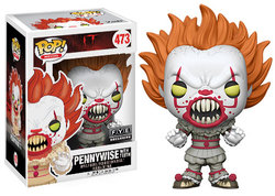 FIGURA POP IT: PENNYWISE WITH TEETH