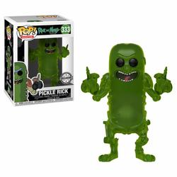 POP FIGURE RICK & MORTY: PICKLE RICK TRANSLUCENT