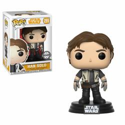 FIGURA POP STAR WARS: HAN SOLO CHAQUETA