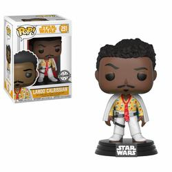 FIGURA POP STAR WARS: LANDO CORBATA