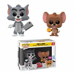 FIGURA POP TOM & JERRY PACK FLOCKED