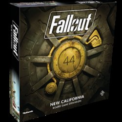 FFG - FALLOUT - NEW CALIFORNIA - EN
