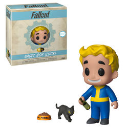 FIGURA 5 STAR FALLOUT: VAULT BOY LUCK