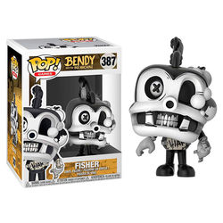 POP FIGURE BATIM: FISHER