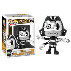 POP FIGURE BATIM: STRIKER
