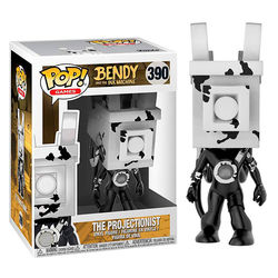 POP FIGURE BATIM : THE PROJECTIONIST