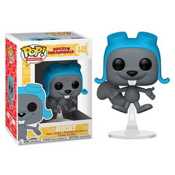 FIGURA POP ROCKY & BULLWINKLE: FLYING ROCKY