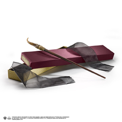 HARRY POTTER WAND NICOLAS FLAMEL DELUXE