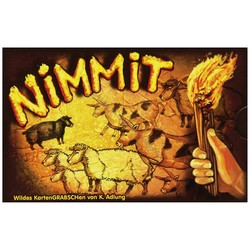 NIMMIT CARD GAME
