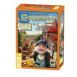CARCASSONNE: EXPANSION 5 –ABBEY & MAYOR
