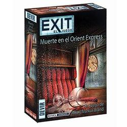 EXIT: THE GAME - DEAD MAN ON THE ORITNE EXPRESS