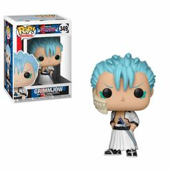 FIGURA POP BLEACH: GRIMMJOW