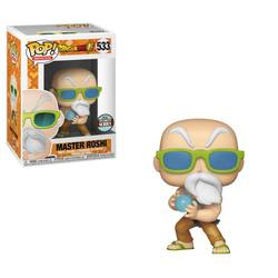 FIGURA POP DRAGON BALL: MASTER ROSHI MAX POWER