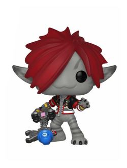 POP FIGURE KINGDOM HEARTS 3: MONSTERS INC SORA