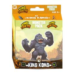 KING OF TOKYO/NEW YORK: MONSTER PACK - KING KONG