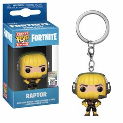 LLAVERO POP FORTNITE RAPTOR