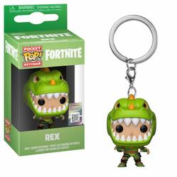 POP KEYCHAIN  FORTNITE REX