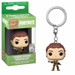 POP KEYCHAIN  FORTNITE TOWER RECON SPECIALIST