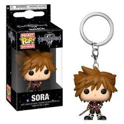 POP KEYCHAIN KINGDOM HEARTS 3 SORA