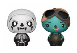 PACK 2 PINT HEROES FORTNITE SKULL & GHOUL TROOPER