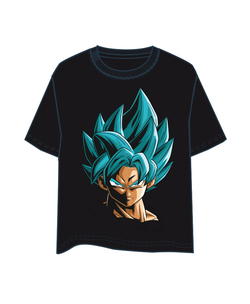 CAMISETA DRAGON BALL GOKU DIOS XXL