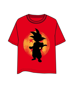 CAMISETA DRAGON BALL GOKU NIÑO XXL