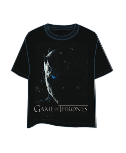 GAME  OF THRONES T-SHIRT NIGHT KING S