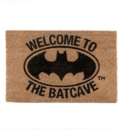 DOORMAT BATMAN WELLCOME 40X60 CM.