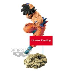 FIGURA BANPRESTO DRAGON BALL GOKU SUPER 16 CM
