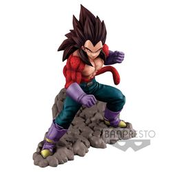FIGURA BANPRESTO DRAGON BALL VEGETA SS4 16 CM