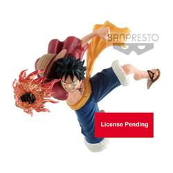 BANPRESTO ONE PIECE FIGURE  LUFFY  GX MATERIA 20 CM