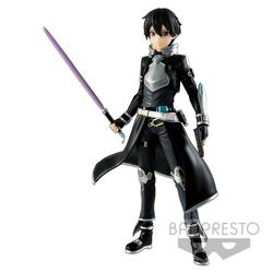 BANPRESTO  SWORD ART FIGURE KIRITO 20 CM